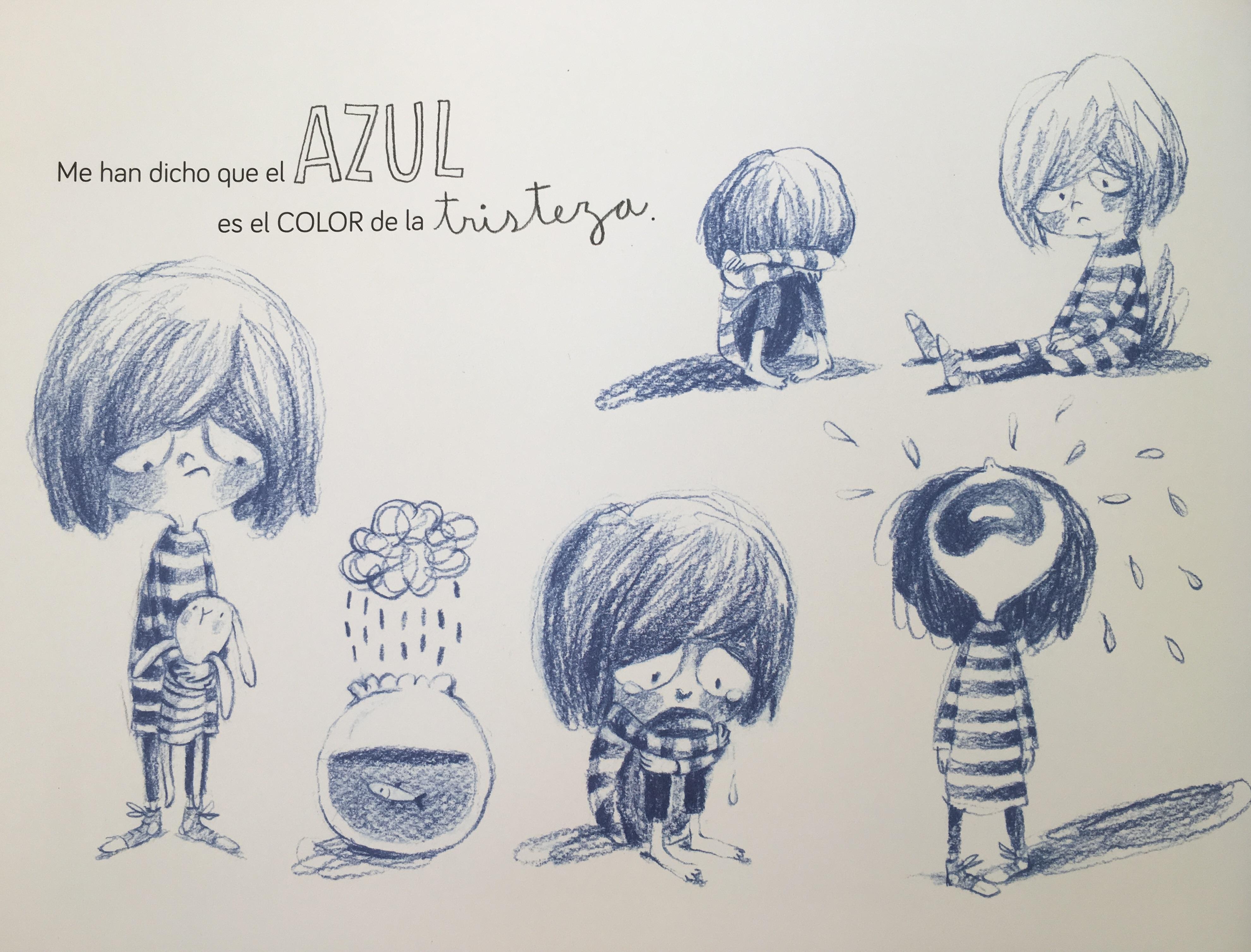 Ilustración de Rocío Binilla
